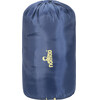 Nomad Sleepyhead - Sac de couchage - bleu/noir